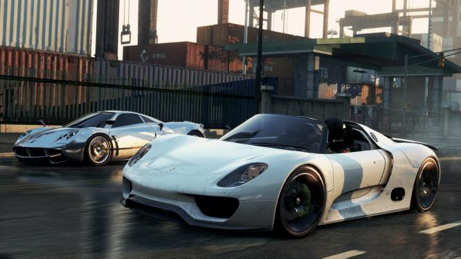 Neue Gameplay-Szenen aus Need for Speed: Most Wanted. (1)