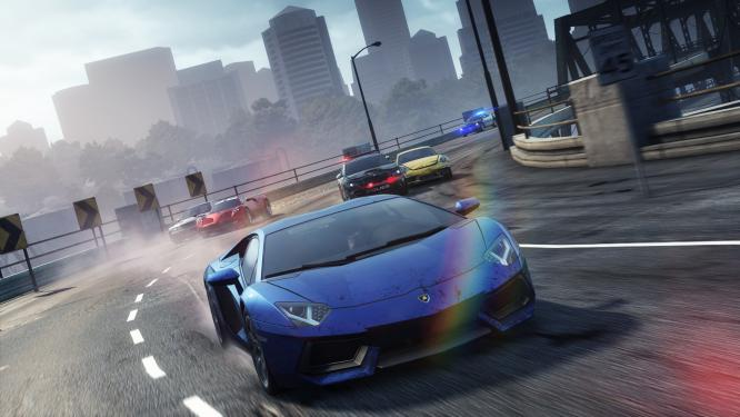 Need for Speed: Most Wanted setzt aus Social-Gaming. (4)