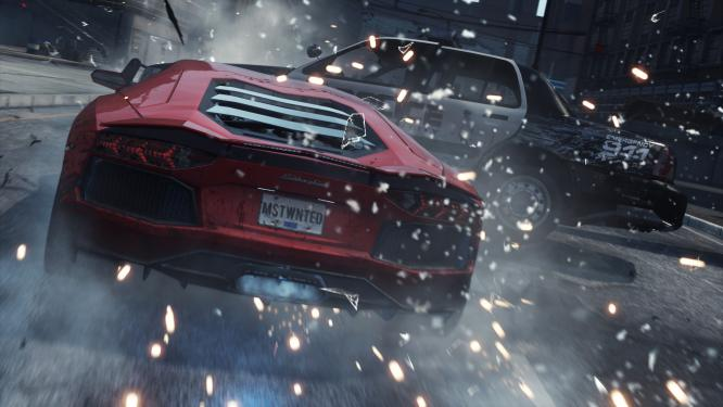 Need for Speed: Most Wanted - Multiplayer-Trailer veröffentlicht