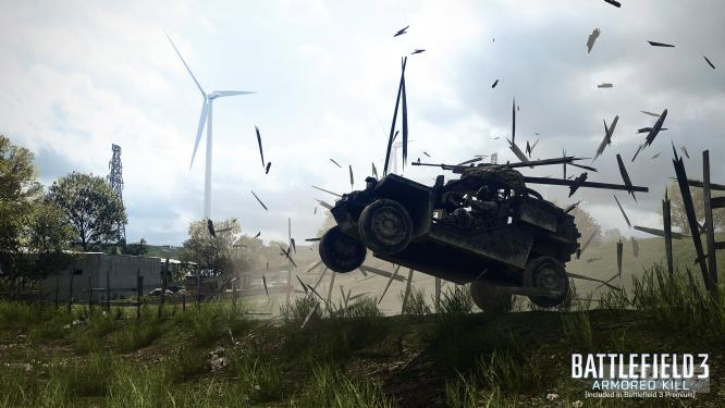 Die neuen Screenshots zu Battlefield 3: Armored Kill. (1)