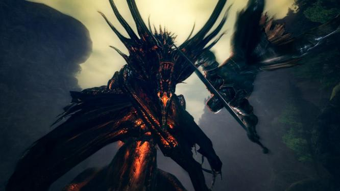 Die Dark Souls: Prepare to Die Edition im Launch-Trailer. (3)