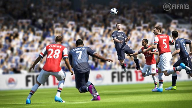 Die Demo zu FIFA 13 im exklusiven Gameplay-Video. (7)