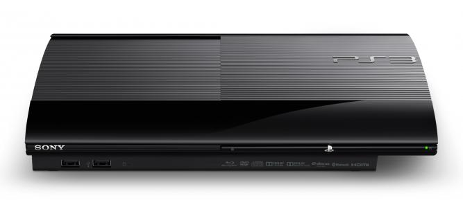Die PlayStation 3 Super Slim. (8)