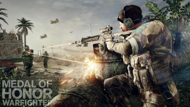 Medal of Honor: Warfighter wird mit 'The Hunt' erweitert. (1)