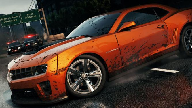 Viele neue Screenshots zu Need for Speed: Most Wanted. (6)