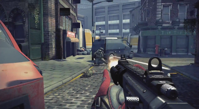 Dirty Bomb ist der neue Multiplayer-Shooter von Splash Damage. (1)