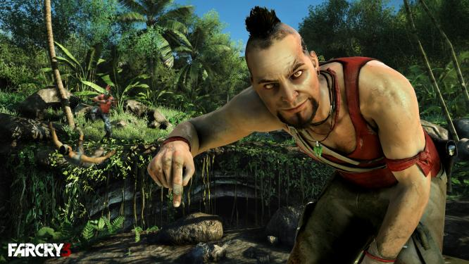 Far Cry 3 ist auf Version 1.04. (1)