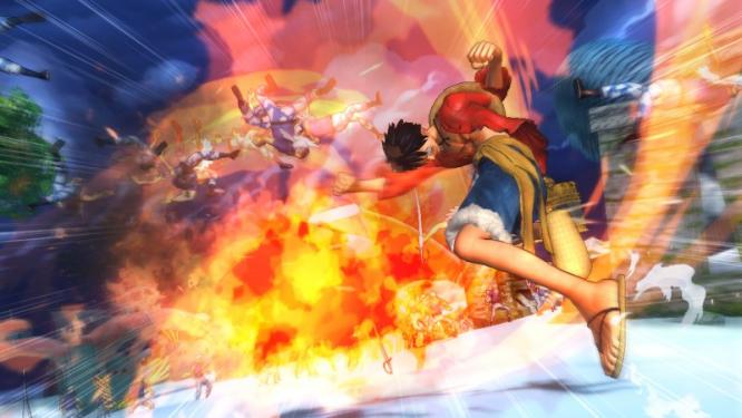 One Piece: Pirate Warriors 2 im deutschen Trailer.