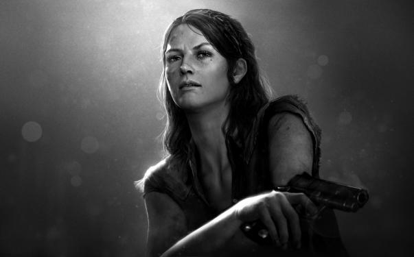Tess aus The Last of Us in Bildern. (3)