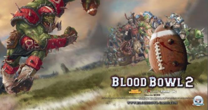Focus Home Interactive hat Blood Bowl 2 für den PC angekündigt, das