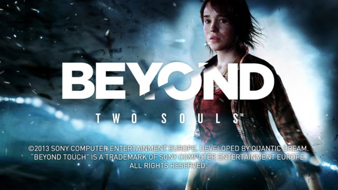 Beyond Two Souls Ost