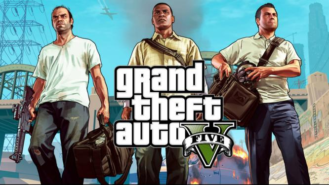In Grand Theft Auto 5 ist Action an der Tagesordnung.