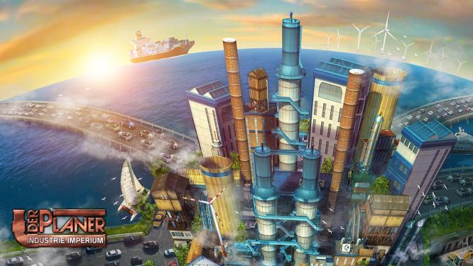 Der planer industrie imperium offizielle website und erster trailer