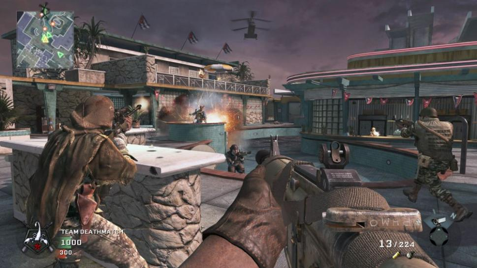 Call of Duty: Black Ops: PEGI-Downloads auch in Deutschland Call Of Duty Rezurrection Map Pack on