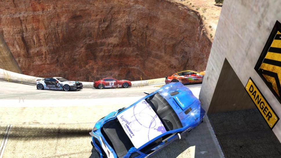 TrackMania 2 Canyon. Я вернулся, но только злой. Скачать Тук-тук-тук. Kn