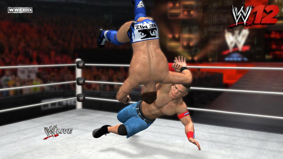 WWE SmackDown vs. RAW 2011PCENG скачать игры через Wwe 11 на pc скачать тор