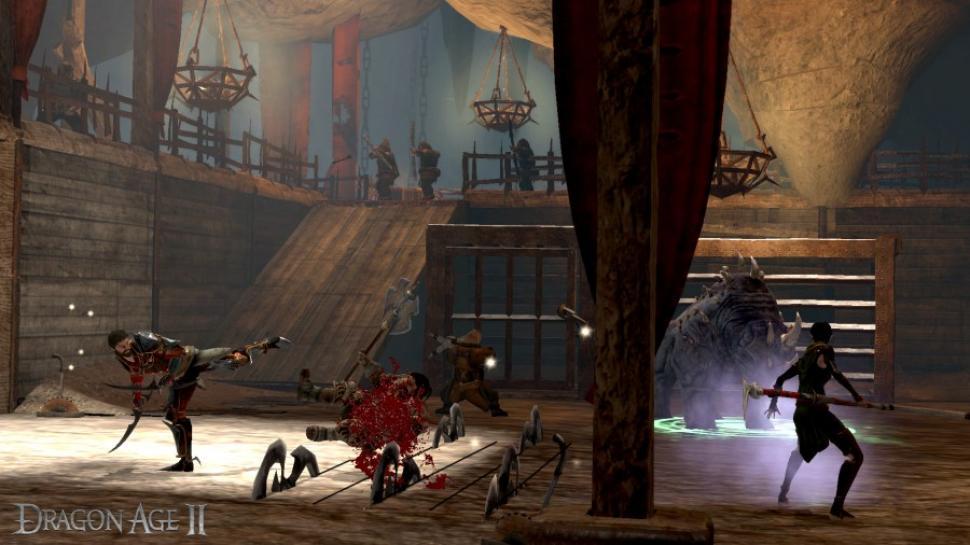 Dragon Age 2. Каждый из вышеперечисленных персонажей относится к определённ