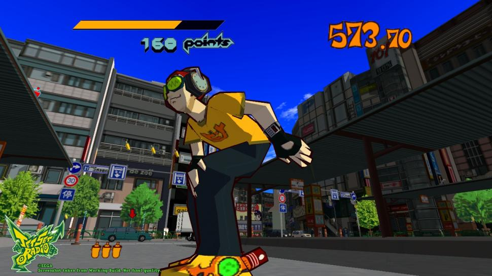 [28/02/12] Jet Set Radio im Gamezone-Test (2)