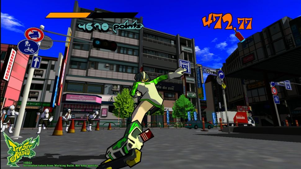 [28/02/12] Jet Set Radio im Gamezone-Test (3)
