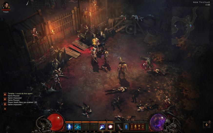 Diablo 3 emulator 2013 updated reloaded