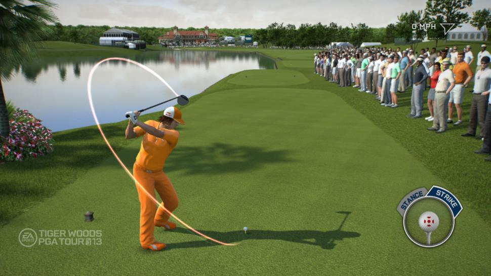 [12/04/12] Tiger Woods PGA Tour 13
