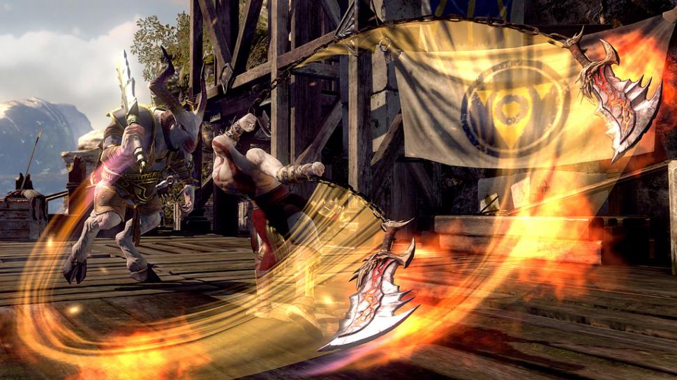 [05/06/12] God of War: Ascension wird auch in einer Collector's Edition erscheinen. (1)