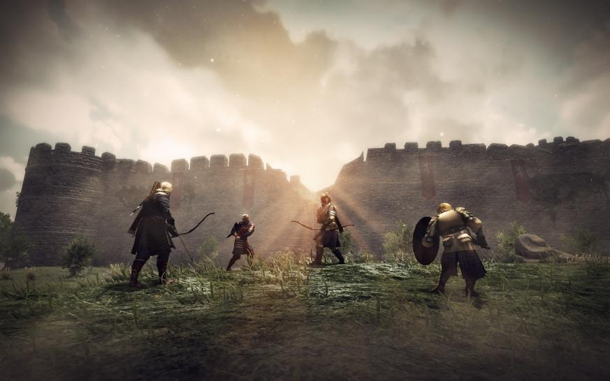 [03/07/12] Game of Thrones: Seven Kingdoms ist der neue Name des MMORPGs. (1)