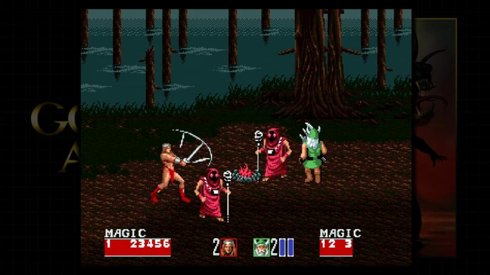 [26/07/12] SEGA Vintage Collection: Golden Axe im Gamezone-Test. (3)