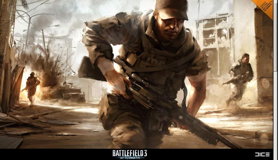 [27/07/12] Battlefield 3: Aftermath in der Vorschau