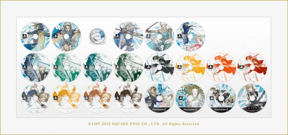 [31/08/12] Die Final Fantasy 25th Anniversary Ultimate Box im Video. (3)