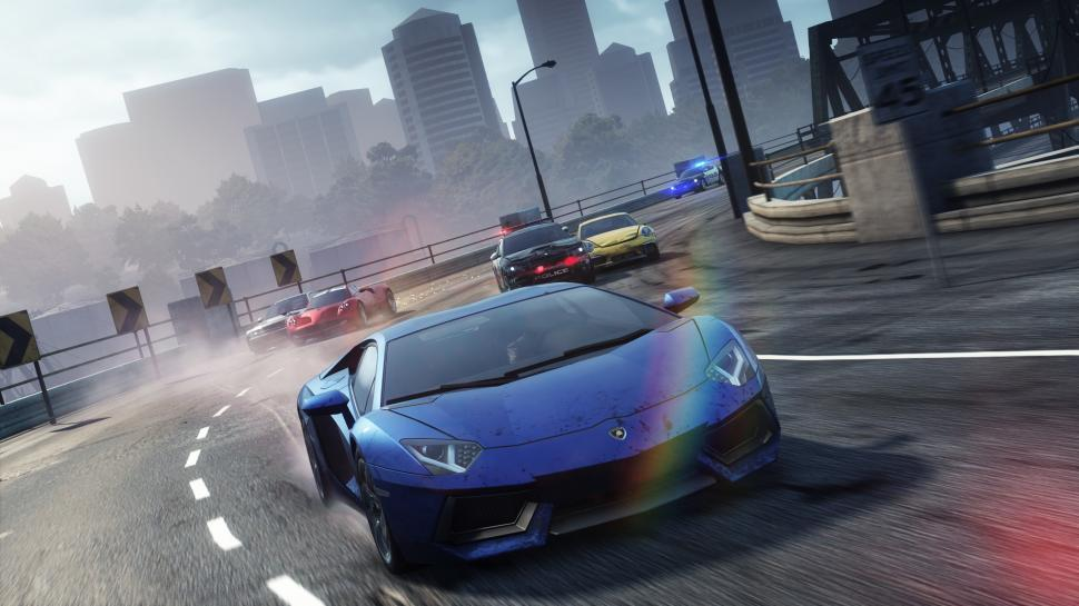 [02/08/12] Need for Speed: Most Wanted im neuen Video von der Eurogamer Expo. (4)