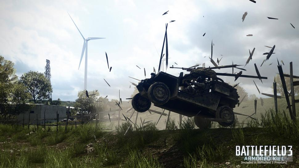 [03/08/12] Die neuen Screenshots zu Battlefield 3: Armored Kill. (1)