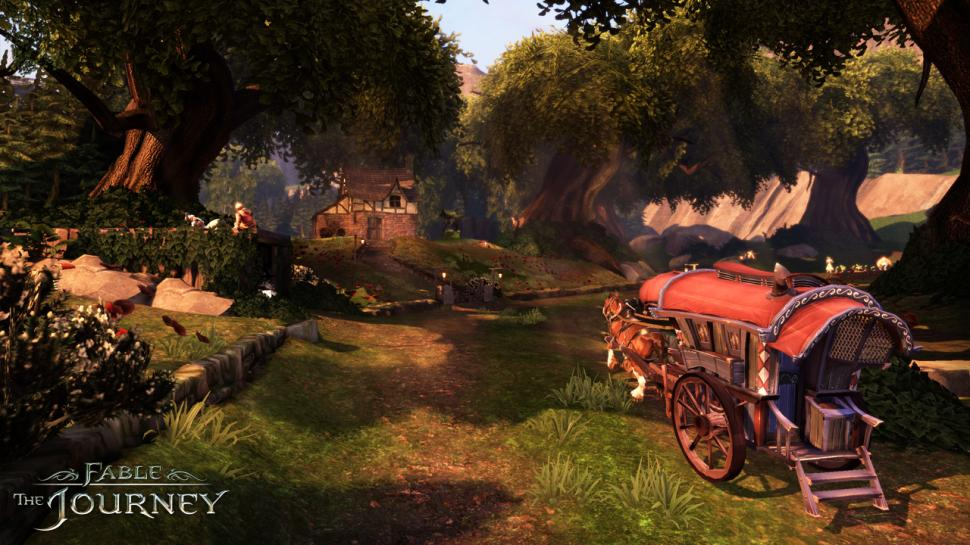 [18/09/12] Fable: The Journes im Test: Kinect enttäuscht zu oft (1)