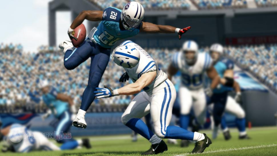 [11/09/12] Madden NFL 13 Screenshot  1