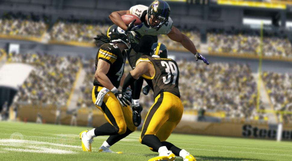 [11/09/12] Madden NFL 13 Screenshot  5