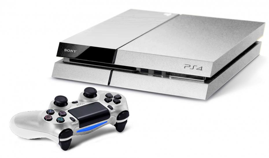 PlayStation 4: Fan-Designs bringen Farbe ins Spiel
