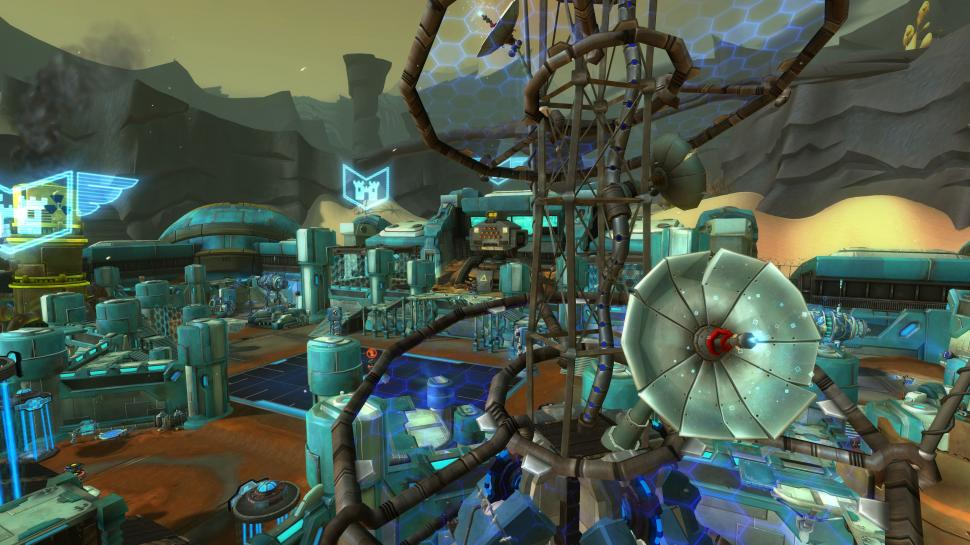 Bilder screenshots zu wildstar entwickler im interview world of