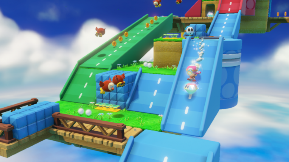 Captain Toad: Treasure Tracker (1)