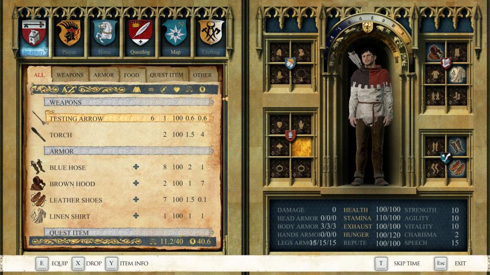 Kingdom Come Deliverance Karte Mit Allen Schätzen.Kingdom Come Deliverance E3 Vorschau Realistisches Blockbuster Rpg