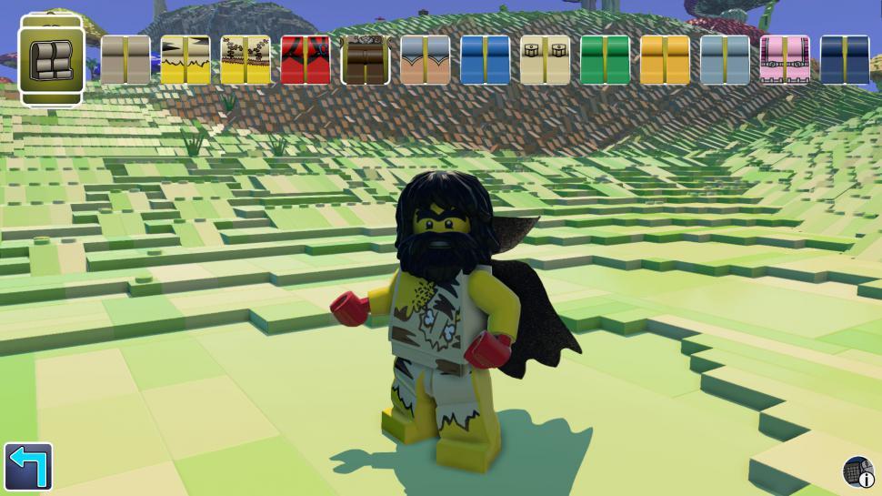 LEGO Worlds MinecraftKonkurrent Angekündigt - Minecraft spielen auf pc