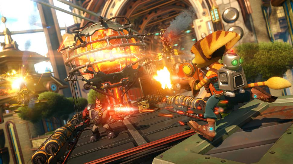 Ratchet & Clank PS4 (1)