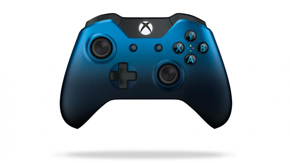 Xbox One Wirelesse Controller Dusk Shadow