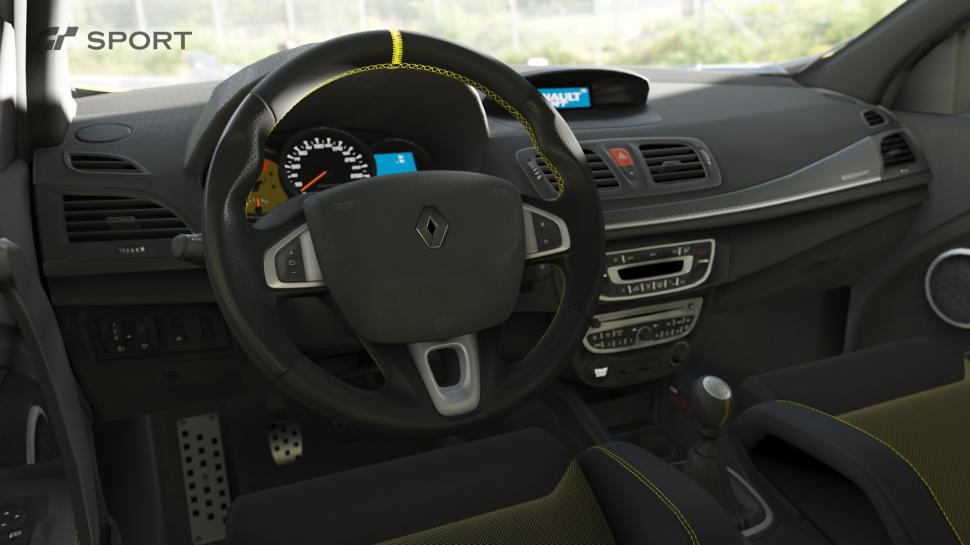 Gran Turismo: Sport - Erlaubt auch Fotos vom Interieur