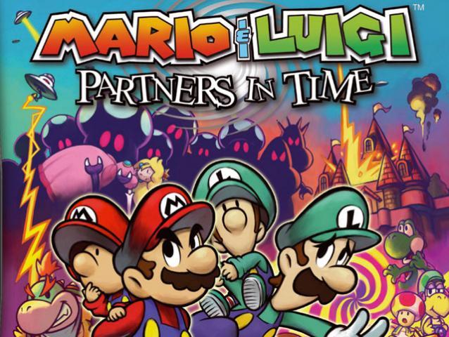 Mario & Luigi: Partners in Time: Bilder und Infos zum DS ...