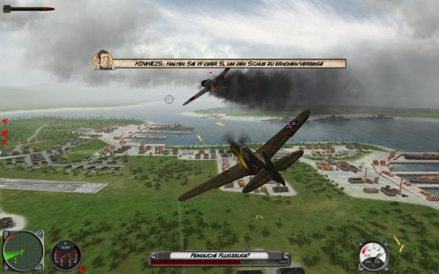 Attack on Pearl Harbor im Gamezone-Test