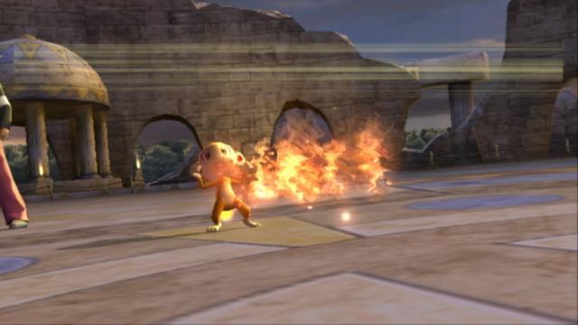 Ein klassisches Pokémon, wie wir es vom GameBoy kennen als MMO – also Online mit Freunden spielen. Das gibt es inzwischen auch für Windows und mit über P.