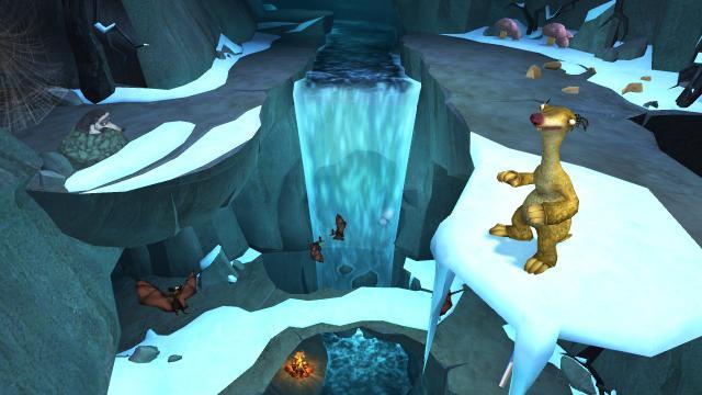 Ice Age 3 Die Dinosaurier Sind Los Im Gamezone Test