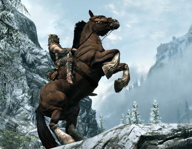 The Elder Scrolls 5: Skyrim - Video-Preview zum Creation