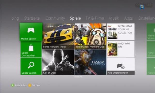 how to change xbox one live region