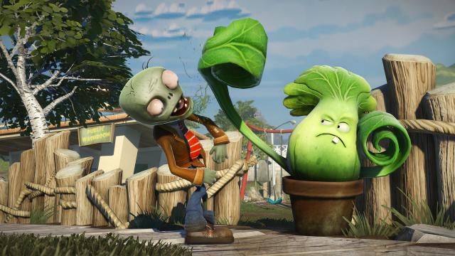 Pflanzen vs Zombies Gartenkriegs-Matchmaking nicht funktioniert